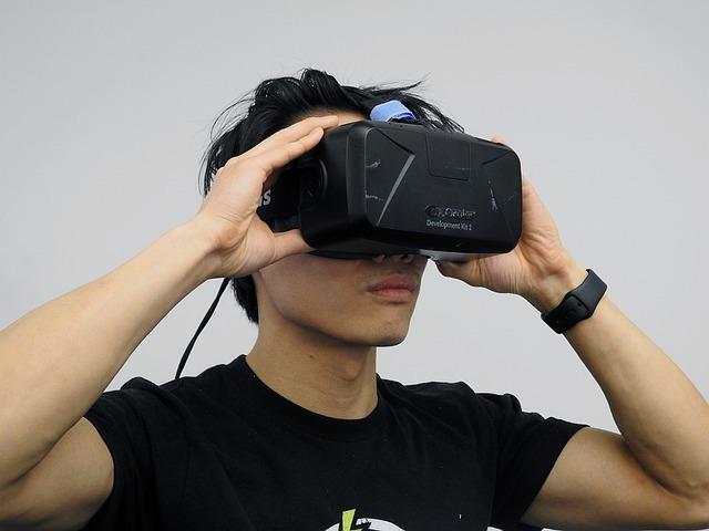Deine VR Brille sollte bequem sein